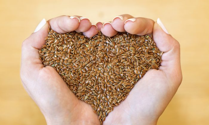 Flaxseeds are a nice source of omega-3 fatty acids and can help you balance your hormones. (Olgaman/photos.com)
