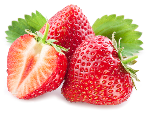 Red and heart shaped fruits and vegetables are actually good for your heart. (Shutterstock*)