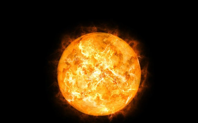 A sun illustration. Scientists took a step closer this week to making nuclear fusion reactors a reality. Nuclear fusion powers the sun and stars. (Shutterstock*)