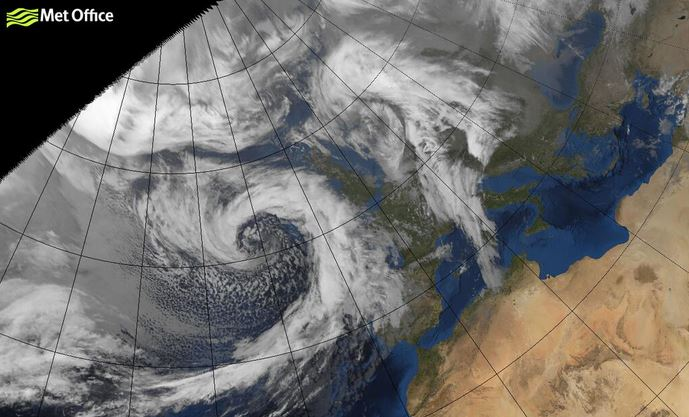 Superstorm Charlie as of February 7, 1500 UTC.