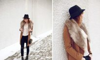 New York Fashion Week 2014: How to Master Winter Weather in Style