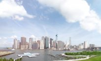 Architects Dream Big on Waterfront Projects
