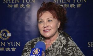 CEO Says Shen Yun 'Is the most fabulous show'