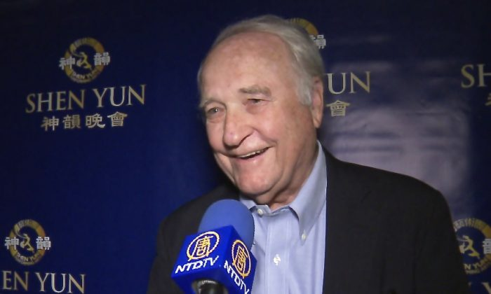 Chairman: Shen Yun 'Real Chinese Culture'