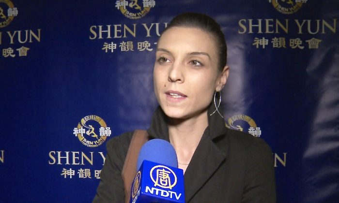 Shen Yun 'Something to remember for a long time,' Says Pianist