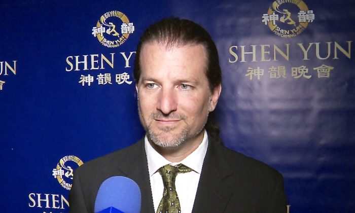 Hollywood Producer: Shen Yun 'Unique, Mind Blowing'