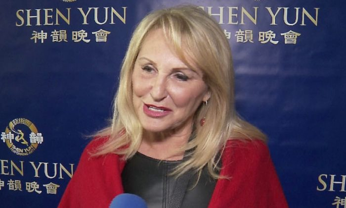 Shen Yun an Antidote for Stressful Society, Says Entrepreneur