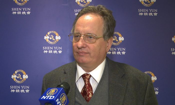 China Expert: Shen Yun Shows 'What True Culture Entails'