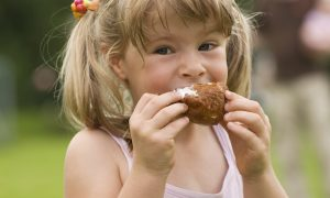 Children's Preferences for Sweet and Salty Tastes Relate to Growth
