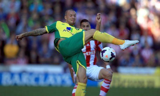 Norwich vs Stoke City Barclays Premier League Match: Date, Time, Venue, TV Channel, Live Streaming