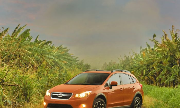 2014 Subaru XV Crosstrek (Courtesy of Subaru)