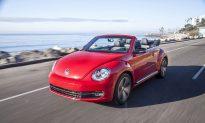 2014 VW Beetle Convertible TDI
