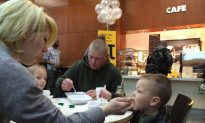 Pi Day 'Comes Full Circle' at Cafe in Brooklyn Public Library