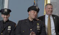 Mayor Honors Hero Cops