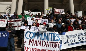 Affordable Housing Advocates Call for Mandatory Inclusionary Zoning in NYC