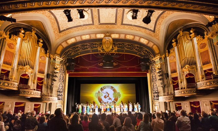 Webster Bank CEO Impressed by Shen Yun