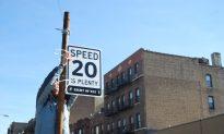 Do-It-Yourself Slow Zones Pop Up Across City