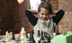 The Quirky Passion of a 6-Year-Old Chess Prodigy