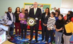 House Bill Puts Children First