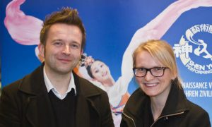 Shen Yun, 'Listening and watching allowed me to broaden my mind'
