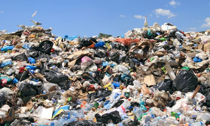 Not a pile or rubbish but a rich urban mine of recyclable material. (Kanvag/Shutterstock)
