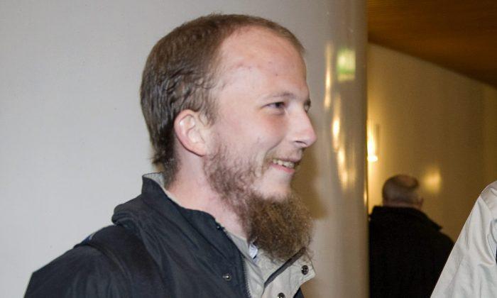 Gottfrid Svartholm Warg in a file photo. (AFP/Getty Images)