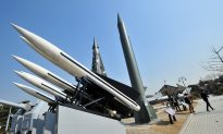 North Korean Missile Fired Into Chinese Plane Path