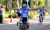 Florida Teen Jake Silverberg Wins Chain of Lakes Cycling Classic Pro Criterium