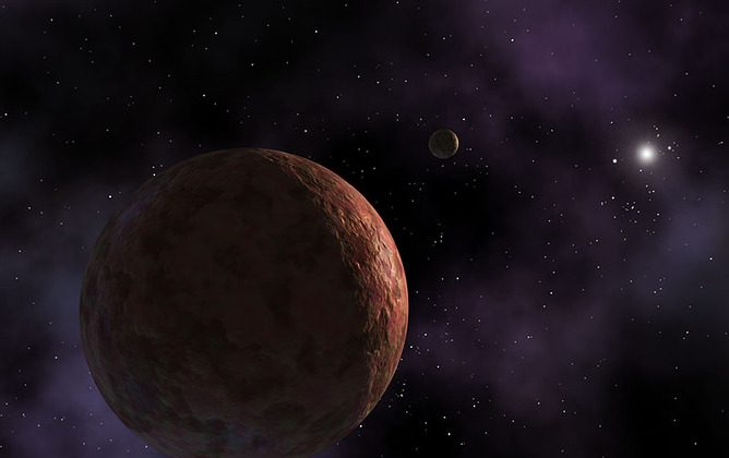 Sedna may not be alone. (NASA, CC BY)