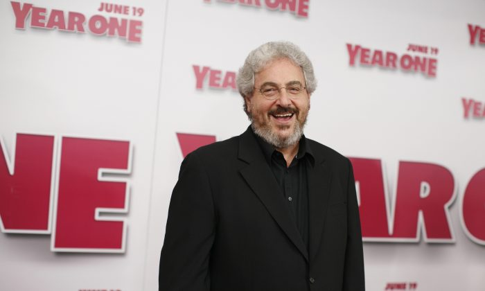 "Director Harold Ramis arrives for the world premiere of ""Year One"" at Lincoln Square Monday, June 2009, in New York. Ramis suffered for several years from vasculitis, which caused inflammation and damage to his blood vessels. He died his home Monday, Feb. 24, in a Chicago suburb, surrounded by family and friends. He was 69. Ramis is best known for his roles in the comedies ""Ghostbusters"" and ""Stripes."" (Jason DeCrow/AP Photo)"