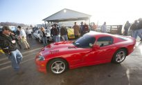 Vipers to be Crushed: First Dodge Vipers Ever Made Will be Destroyed