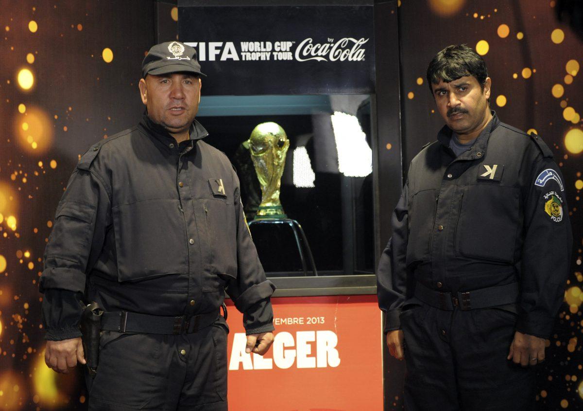 Algeria vs Slovenia 2014 Football Game: Time, Date, Live Streaming, TV Channel