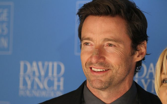 """Actor Hugh Jackman attends the """"Change Begins Within"""" on Tuesday, Nov. 3, 2013 in New York. (Photo by Donald Traill/Invision/AP)"""