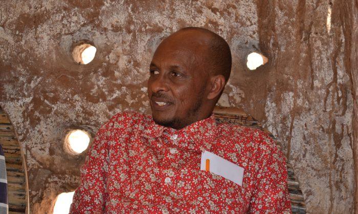 Abdul E. Haro, 42, blogger, Kenyan; Based in Nairobi, Kenya (Courtesy of Abdul E. Haro)