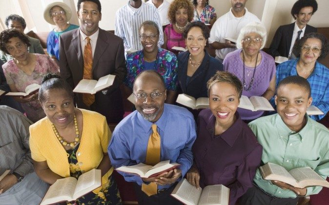 The social support afforded by going church improved the self-rated and physical health of some African Americans, according to a study that examined the congregations of 74 Methodist Episcopal churches in South Carolina. (IPGGutenbergUKLtd/photos.com)