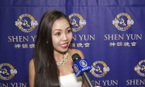 Fashion Designer Loves Shen Yun's Colors and Costumes