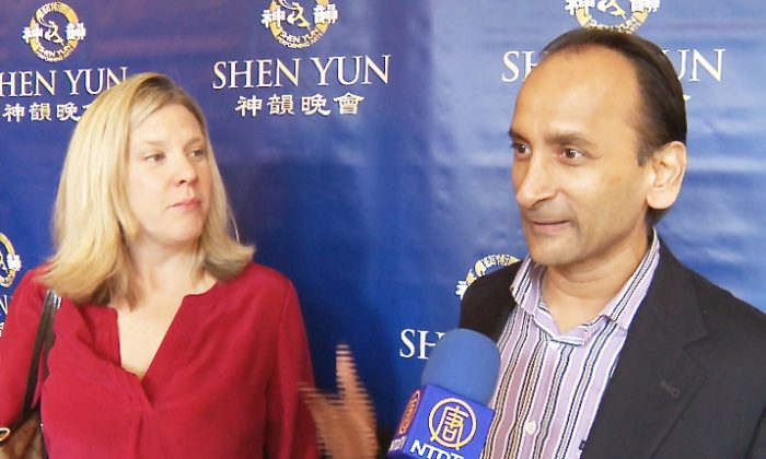Shen Yun Is 'A complete experience'