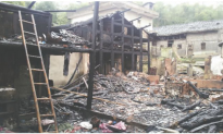 Left-Behind Chinese Girl Starts Fire to Bring Mother Home