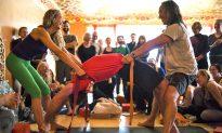 Colleen Saidman Yee's New Yoga Studio a Work of Art