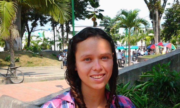 Pitalito, Huila, Colombia: Zulema Yiset Melendez, 19, Saleswoman: To me, honesty is best. With an honest person, one has some sort of backup to believe in him, or her. Politics is rather corrupt, it promises one thing, and its actions are another.