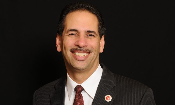 Council member Fernando Cabrera in an undated photo. (Courtesy of Council Member Fernando Cabrera)