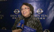 Retired Professor Says Shen Yun Is 'Fantastic'