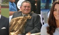 Maori King Refuses to Meet With Duke William and Duchess Catherine of Cambridge