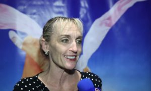Shen Yun the  'Most amazing experience,' Says Ballerina and Artistic Director