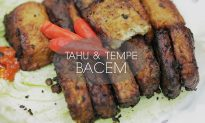 Watch How to Make: Indonesian Marinated Tofu & Tempeh (Tahu & Tempe Bacem)