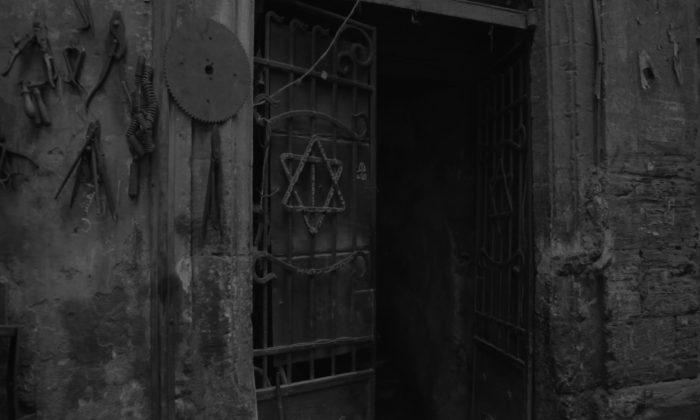 """A film still from """"Jews of Egypt."""" (jewsofegypt.com)"""