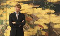 Erik Thomsen: Collecting Japanese Folding Screens