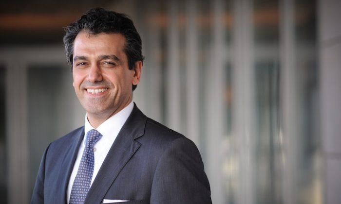 George Carras, president, RealNet.