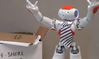 Robots Moving Up the Corporate Ladder
