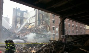 NYC Explosion in East Harlem: Exclusive Photos of Destruction
